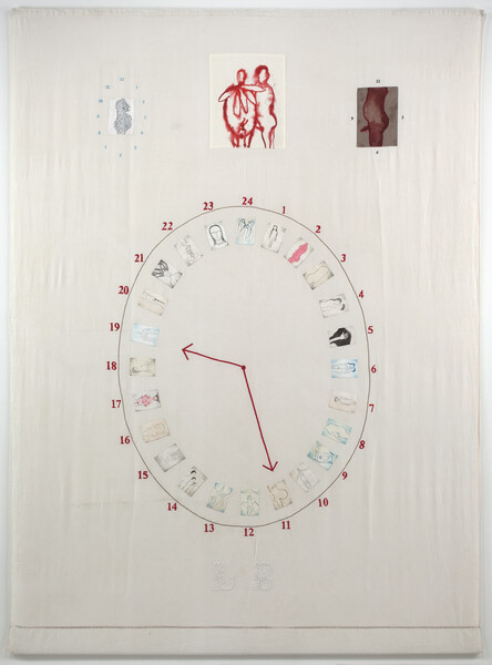 Artwork related to exhibition: Louise Bourgeois Self Portrait
