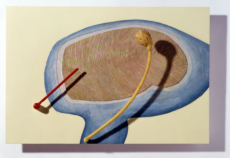 Artwork related to exhibition: Eva Hesse 1965