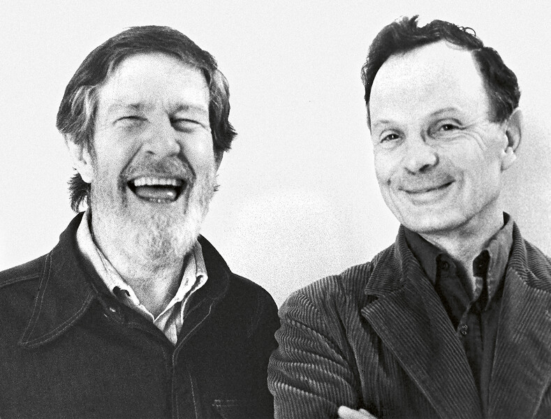 John Cage _ Norman O. Brown