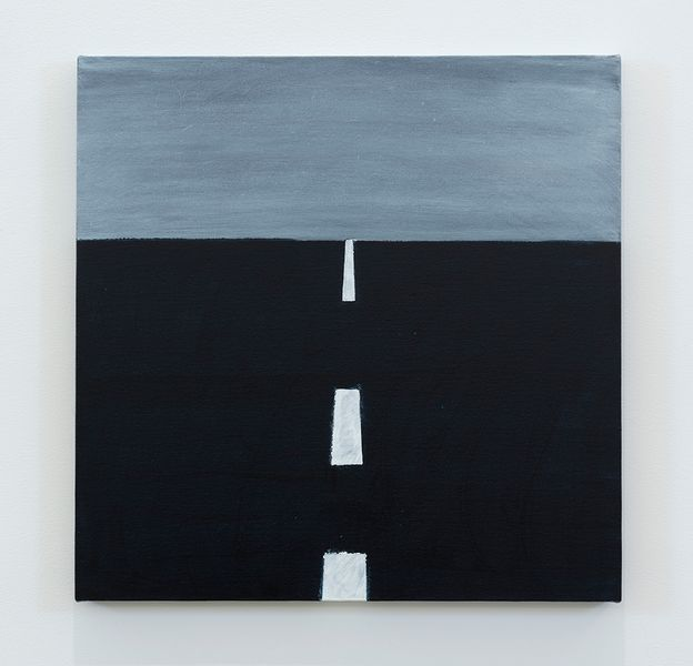 Artwork related to exhibition: Mary Heilmann Memory Remix