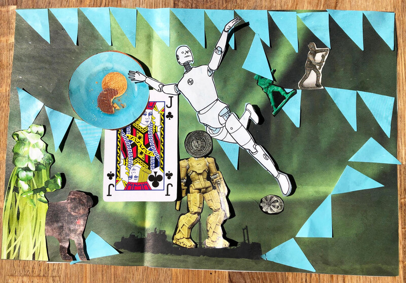 Collage Rashid