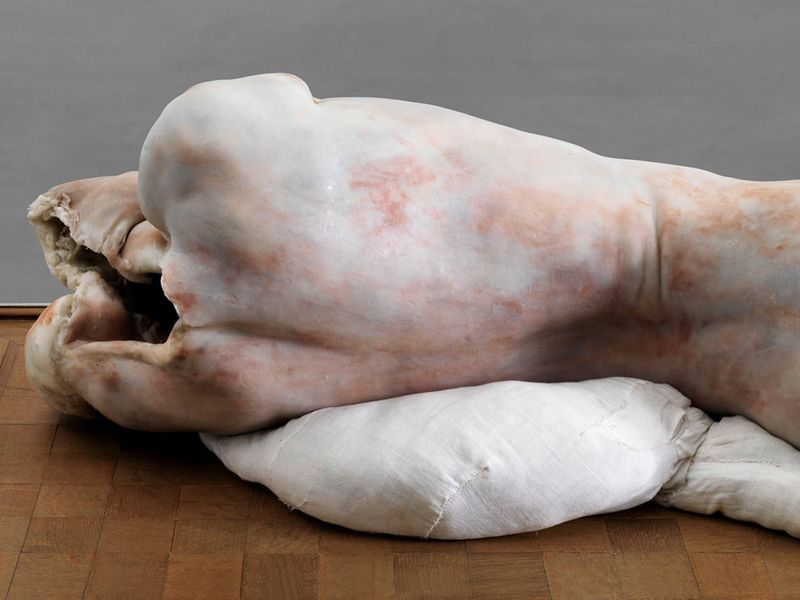Artwork related to exhibition: Berlinde De Bruyckere