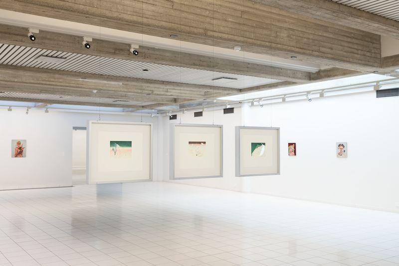 Anj Smith Sara Hildén Art Museum 2018