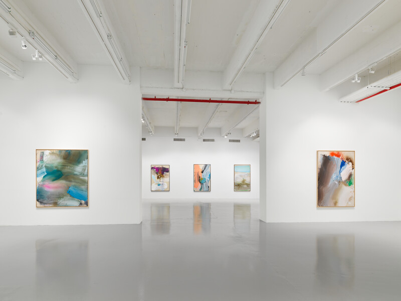 'Ed Clark. Painting 2000 – 2013'