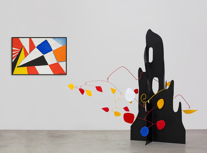 Artwork related to exhibition: Calder