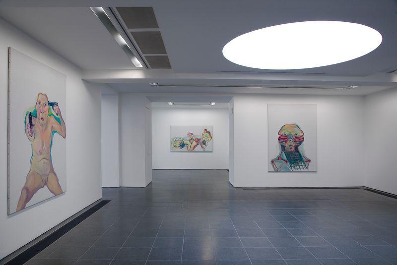 WEB 040t Lassnig, Serpentine Gallery, 2008