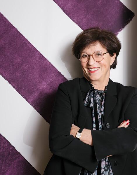 Ursula Hauser 2018 Portrait