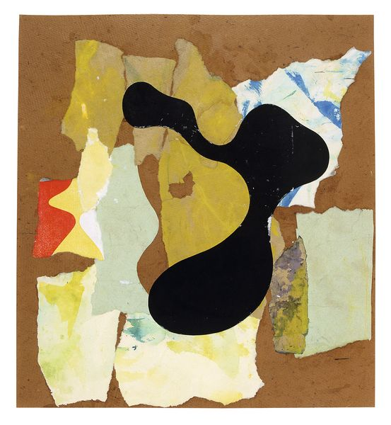 Artwork related to exhibition: Schwitters Miró Arp