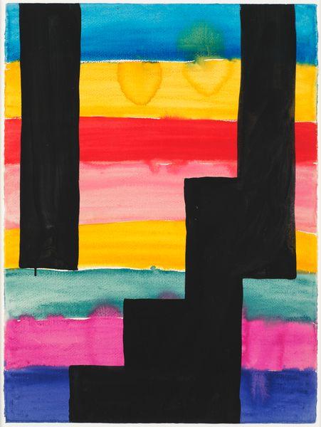 Artwork related to exhibition: Mary Heilmann  Saturday Night Kiss