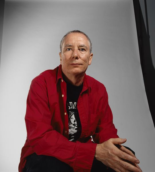 Mike Kelley Portrait