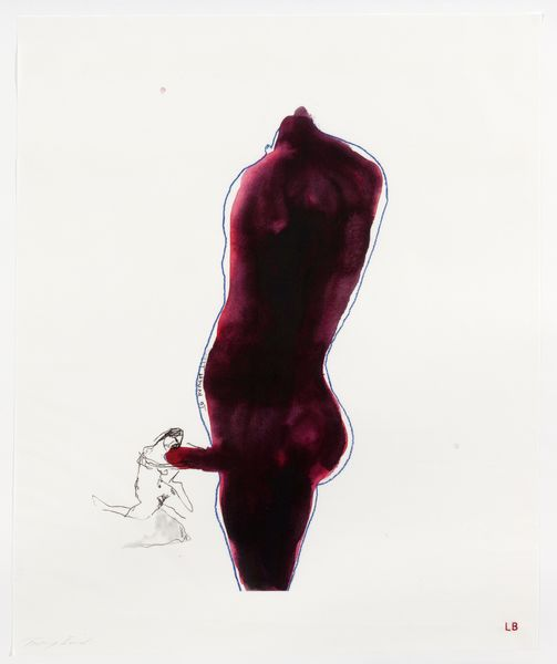 Artwork related to exhibition: Louise Bourgeois, Tracey Emin  Do Not Abandon Me