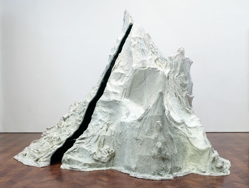 Artwork related to exhibition: Bharti Kher inevitable undeniable necessary