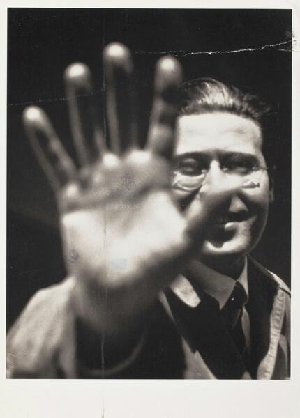Moholy-Nagy Portrait