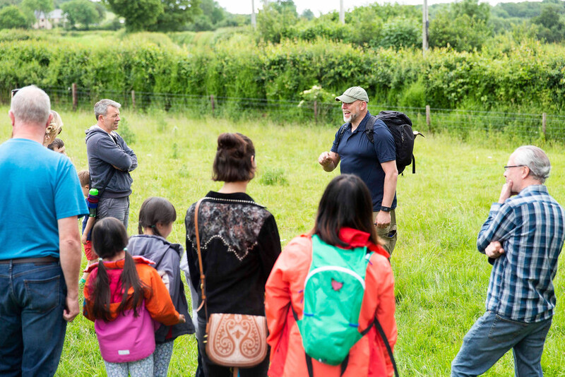 Clare Walsh Foraging Walk, OFS