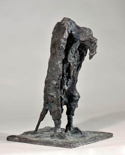Elisabeth Frink, 'Vulture', 1952, Bronze.© Frink Estate.Photo: Dominic Brown