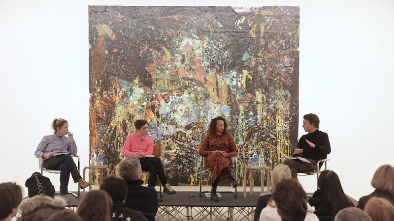 Abstraction and Disruption- The White Review Panel Discussion