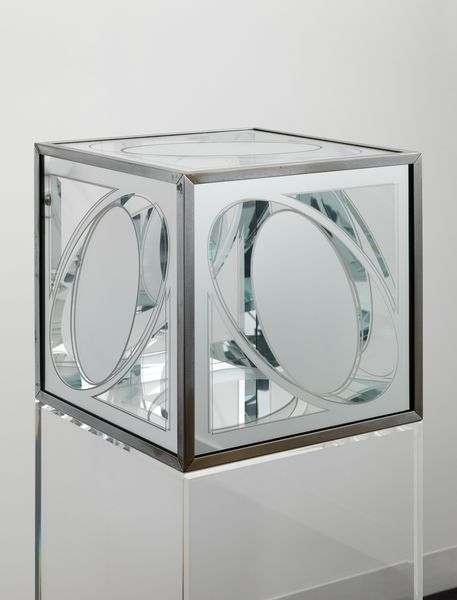 Artwork related to exhibition: Larry BellComplete Cubes