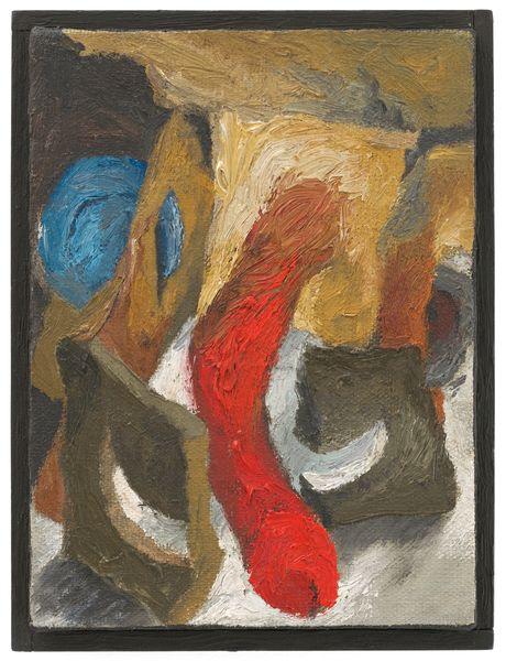 Artwork related to exhibition: Lee Lozano c. 1962