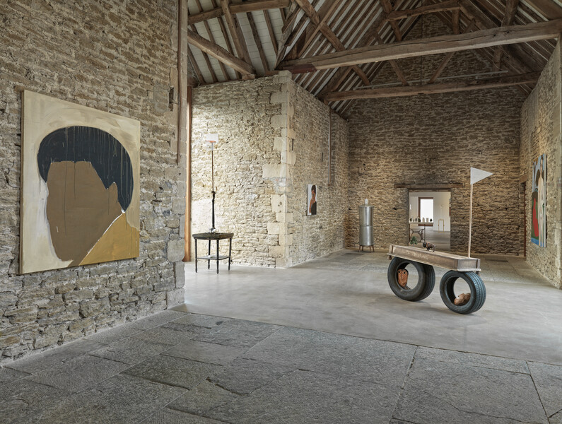 1.Henry Taylor, Hauser & Wirth Somerset, 2021.tif
