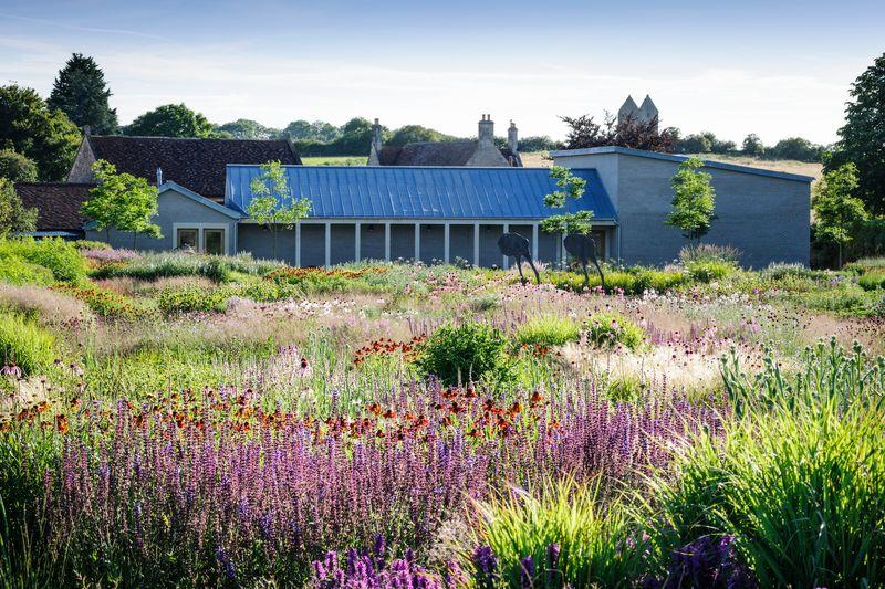 Piet Oudolf Field - Hauser & Wirth, Durslade Farm, Bruton, Somerset (29th June 2017)