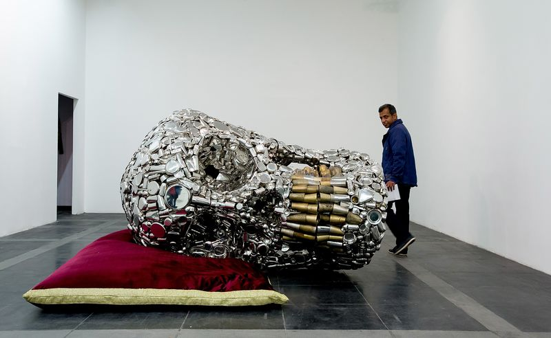 Gupta, National Gallery Of Modern Art, 2014