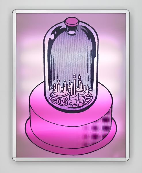 Artwork related to exhibition: Mike Kelley  Kandors 1999 – 2011
