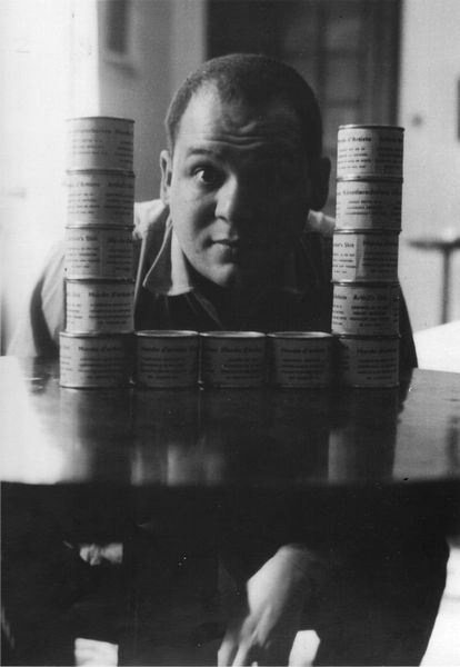 Photo: Piero Manzoni