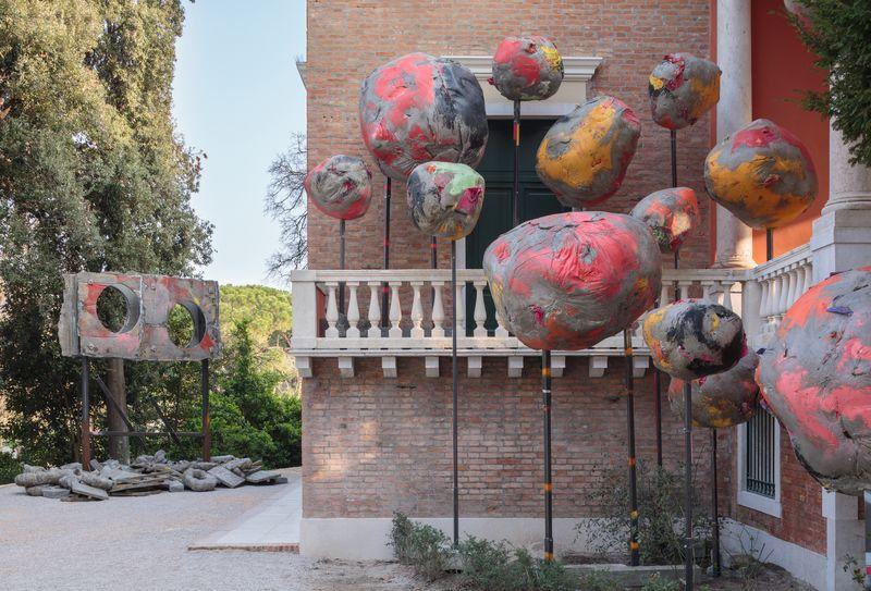 WEB 221 Phyllida Barlow British Pavilion - La Biennale di Venezia