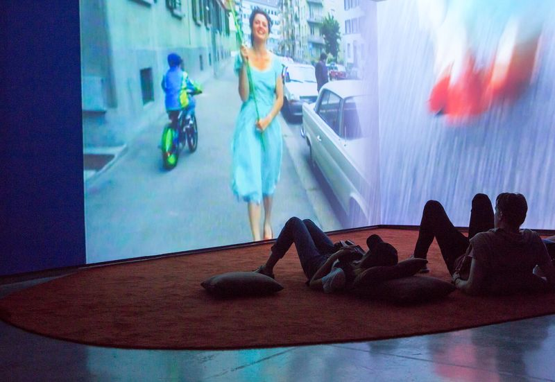 Artis Design Arad : Artists u2014 pipilotti rist hauser & wirth