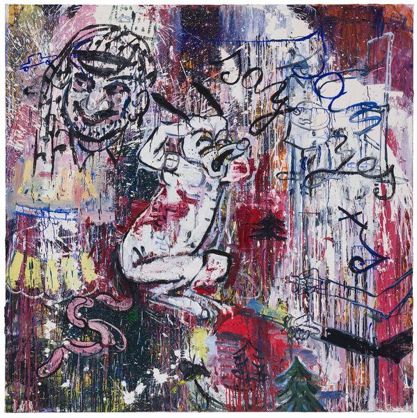 Web010 VANDE74230 Arafat painting