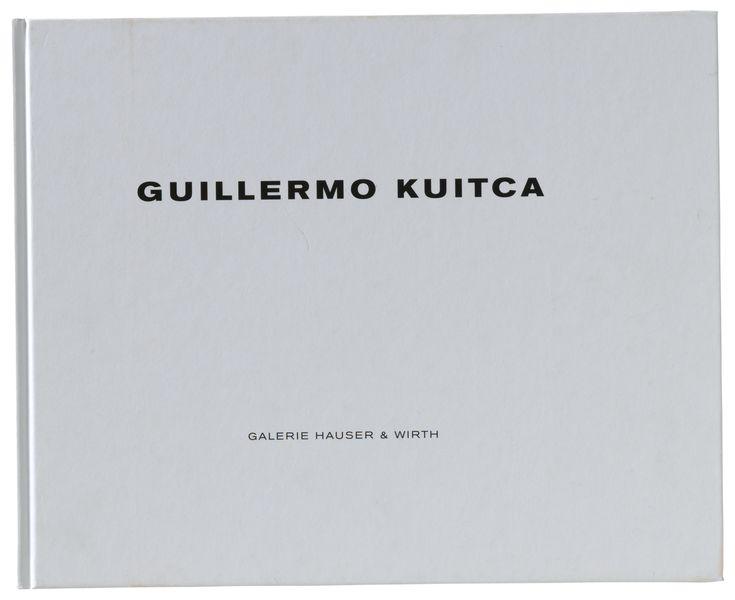 2001 14 Buch Kuitca