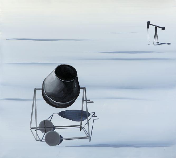 Artwork related to exhibition: Wilhelm Sasnal