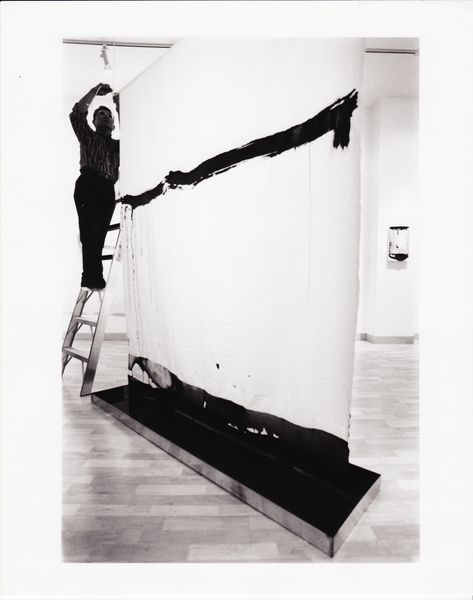 Matsutani, Curtain 1, Gallery Don Soker, 1999