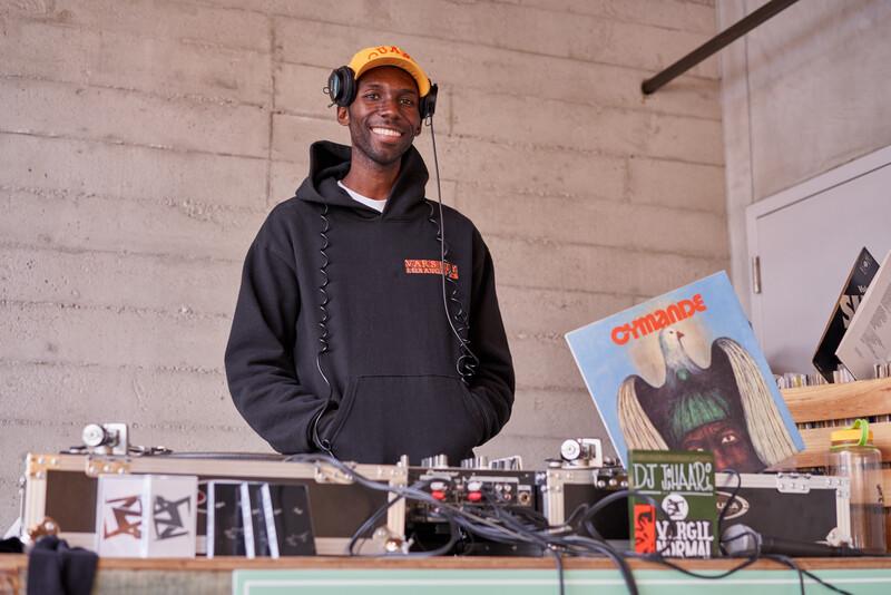 DJ Jihaari 5 - photo Mario de Lopez