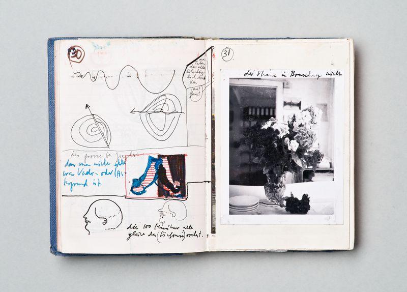 ROTH 52035 1973 Notebook U0026 Diary ...