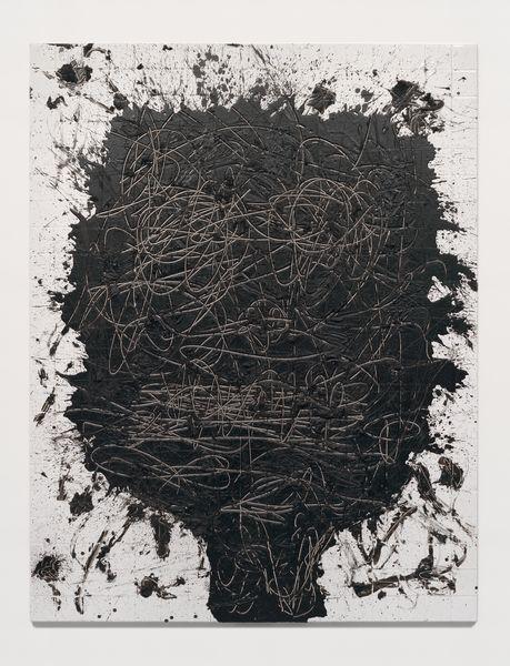Artwork related to exhibition: Rashid Johnson Smile