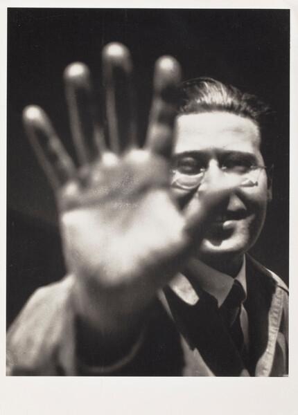 Self-Portrait - László Moholy-Nagy