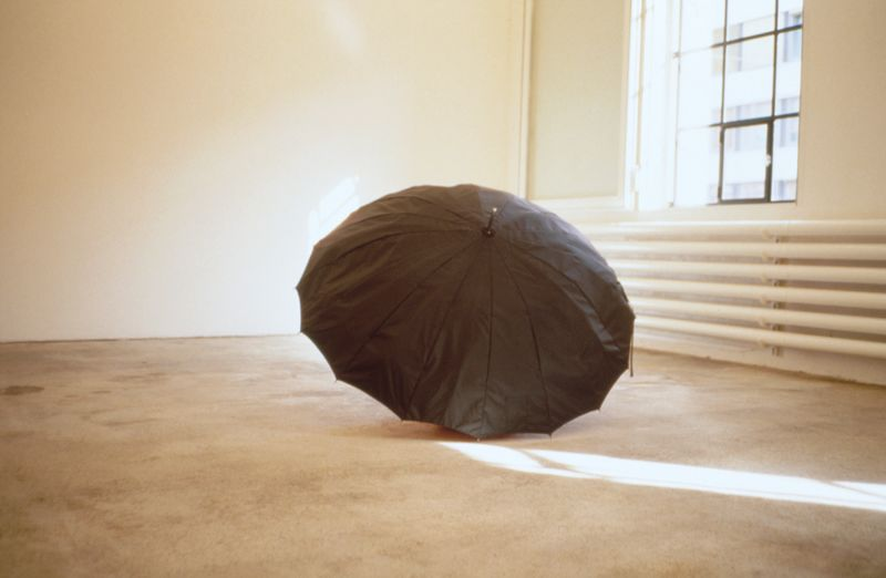 Artwork related to exhibition: Roman Signer