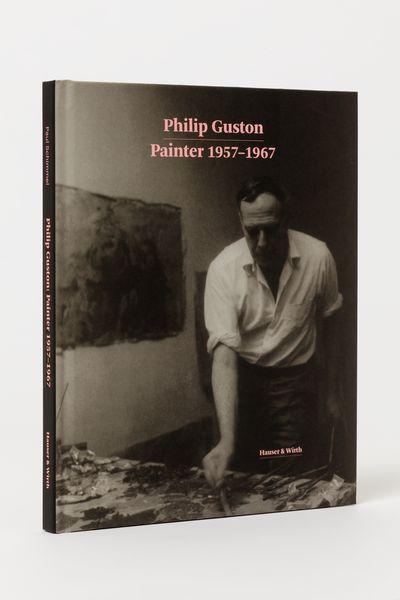 GUSTON Painter