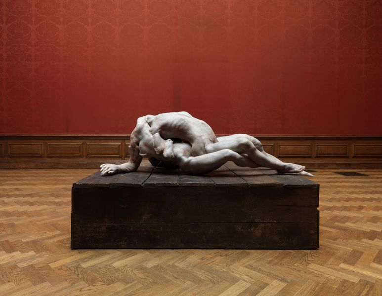 Artwork related to exhibition: Berlinde De Bruyckere, Luca Giordano  WE ARE ALL FLESH