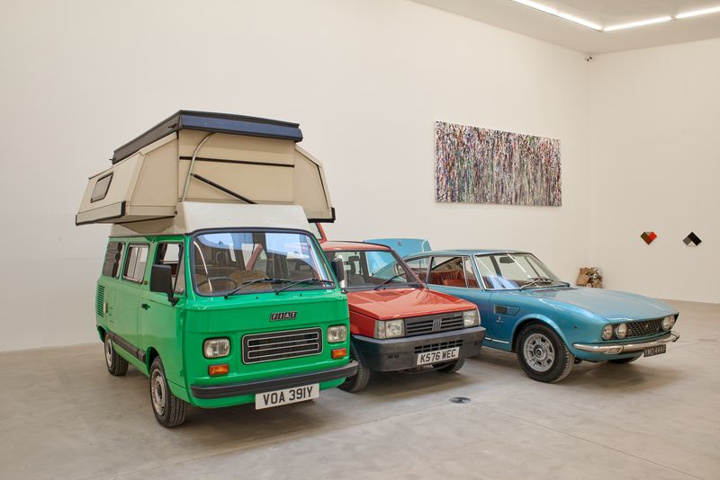 Artwork related to exhibition: Martin Creed What You Find