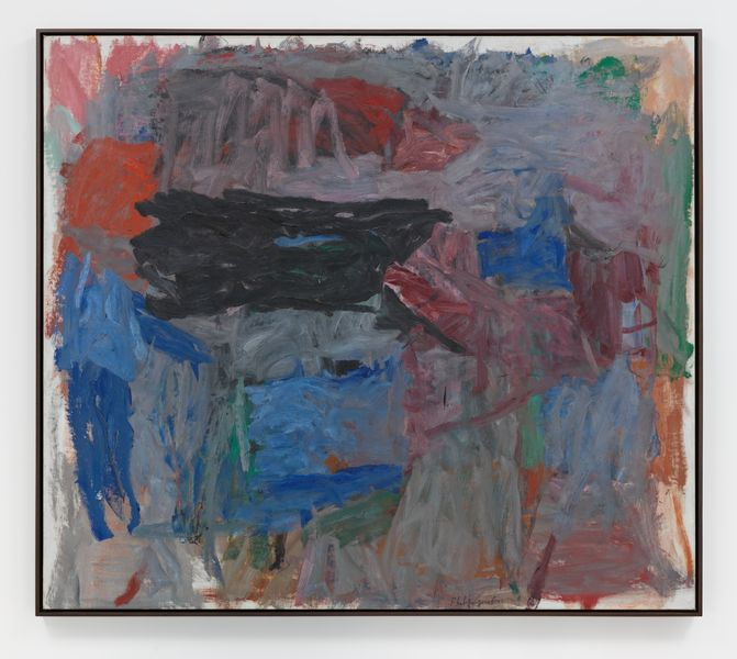 Artwork related to exhibition: Philip Guston  Painter, 1957 – 1967