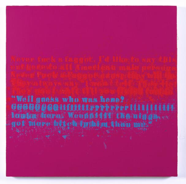 Artists — Glenn Ligon - Hauser & Wirth