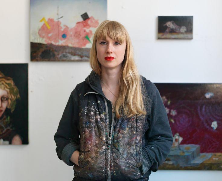 Anj Smith Portrait