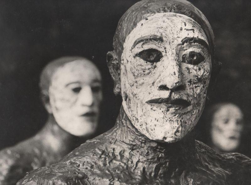 Elisabeth Frink, 'Riace Warriors', 1986 – 1989, Bronze© Frink Estate