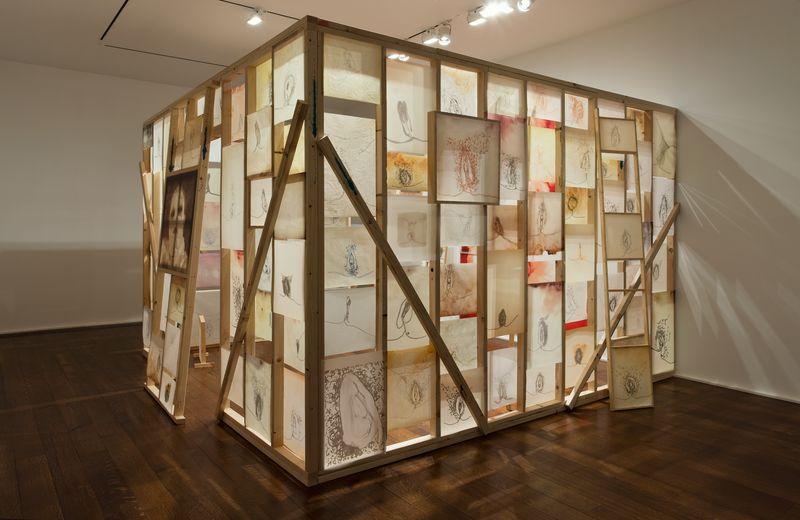 Artwork related to exhibition: Ida Applebroog