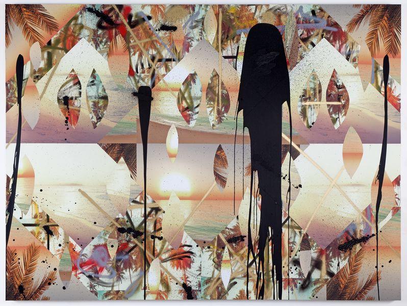 Artwork related to exhibition: Rashid Johnson Stranger