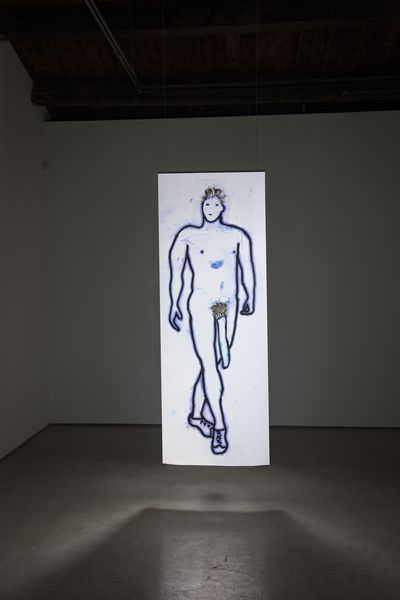 Artwork related to exhibition: Ida Applebroog  The Ethics of Desire