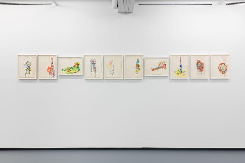 Artists Ida Applebroog Hauser Wirth