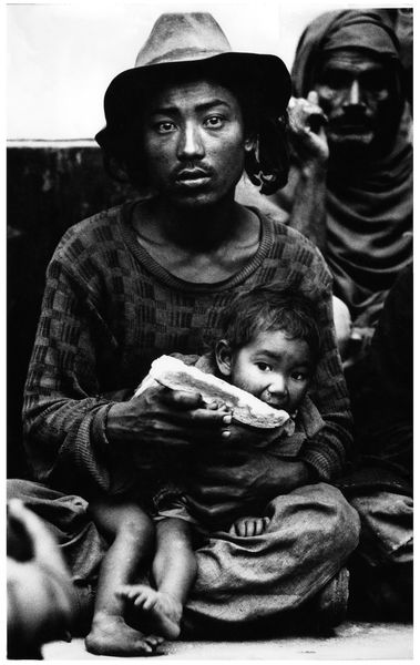 Artwork related to exhibition: Don McCullin Conflict – People – Landscape
